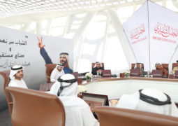 حمدان بن محمد: دور الشباب في صناعة المستقبل مرهون بتطويعهم التكنولوجيا