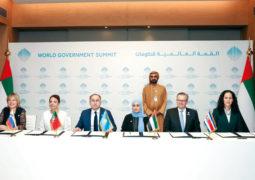 إطلاق «التحالف العالمي للسعادة».. رسالة الإمارات لتحقيق آمال الشعوب