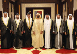 أمام محمد بن راشد.. 6 سفراء جدد للدولة يؤدون اليمين القانونية