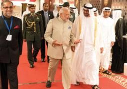 اتفاقية تاريخية بين الإمارات والهنــــــد في مجال النفط