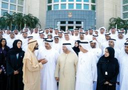 محمد بن راشد: نريد أن نصل بسواعد وعقول أبناء زايد إلى الصفوف الأولى عالمياً