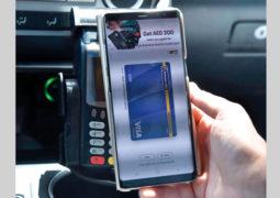 «طرق دبي» تتيح دفع تعرفة مركبات الأجرة عبر الهاتف