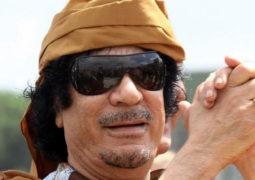 مسلسل جديد يكشف أسرار حياة القذافي