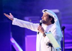النجم عيضة المنهالي يشعل الجمهوري العربي في أبو ظبي