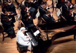 إيهاب درويش: ألبومي الموسيقي بمشاركة 140 عازفاً