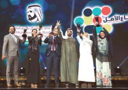 محمد بن راشد يتوّج صانع الأمـــــل الأول في الوطن العربي خلال الحفل الختامي 14مايو المــــقبل