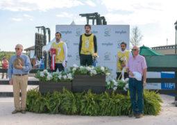 حمدان بن محمد بطل السباق التحضيري لبطولة العالم للقدرة