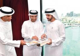 حمدان بن محمد: توجيهات خفض كلفة ممارسة الأعمال خطوة مهمة لتحسين المنـــاخ الاستثماري
