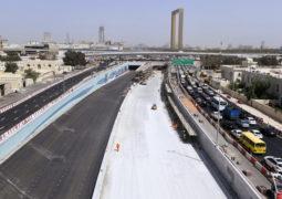 طرق دبي: افتتاح نفق شارع الشيخ راشد الخميس المقبل