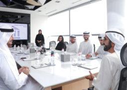 محمد بن راشد يطلق استراتيجية الإمارات للتعاملات الرقمية «بلوك تشين»