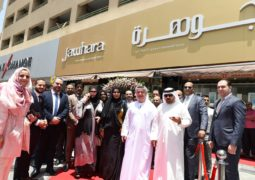 مجوهرات جوهرة تحتفل بافتتاح 6 فروع جديدة في إمارة الشارقة