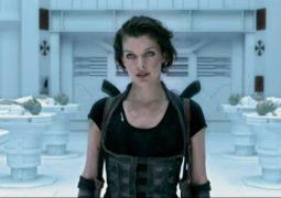 ميلا جوفوفيتش بطلة فيلم Monster Hunter