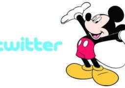 """""""تويتر"""" تتعاون مع """"ديزني"""""""