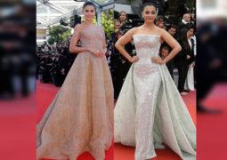 أجمل 10فساتين لمصممين عرب في مهرجان كان