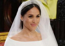 تعرفي على  مصممة فستان زفاف ميغان ماركل