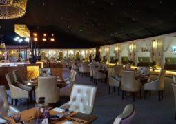 فندق باب القصر يحتفي بعراقة التقاليد  العربية الأصيلة من خلال  خيمته الرمضانية