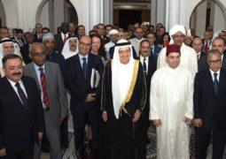 وزير الخارجية المغربية وزكي نسيبة يفتتحان  مقرّ سفارة المملكة المغربية الجديد في ابوظبي