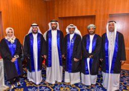 الدكتوراه الفخرية مع مبادرة نوايا حسنة
