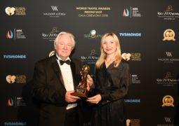 فندق ريكسوس باب البحر يحصد جائزة أفضل المنتجعات في الشرق الأوسط