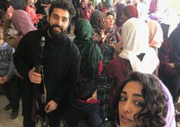 عربي غيبة: يكشف الوجه الحقيقي ل#داعش  في مهرجان كان