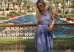 """مصممة الأزياء إلسي أديليا  تقدم تشكيلة """"صنع في دبي"""" لأول مرة"""