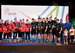 حمدان بن محمد يقود «F3» إلـــــى الفوز بـ «الألعاب الحكومية»