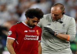 الديلي : محمد صلاح خارج كأس العالم