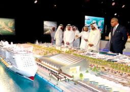 محمد بن راشد يعتمد «دبي كروز ترمينال» مركزاً رئيساً للرحلات السياحية البحرية