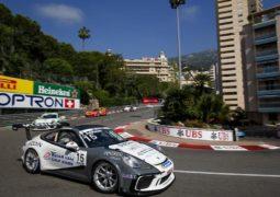 أشكناني يتأهل ثالثاً لسباق موناكو وعينه على منصة التتويج
