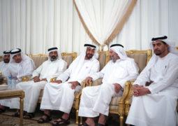 محمد بن زايد: شهداء الإمارات الأبرار يسطرون مواقف عظيمة في الشجاعة والإقدام والتضحية