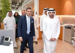 حمــدان بـن محمـد: إعداد الكادر المؤهَّل واكتشاف الطاقات المبدعة أهم دعائم استراتيجية دبي للمستقبل