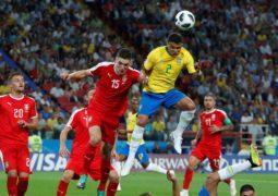 البرازيل بقيادة نيمار تفوز وتعبر إلى ثمن النهائي- ملخص واهداف المباراة
