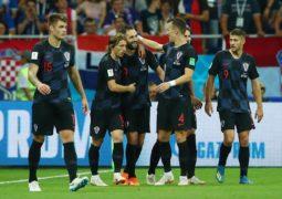 كرواتيا تُقصي أيسلندا  و تحصد العلامة الكاملة