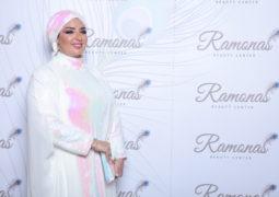 نجوم الفن والمجتمع في سحور ( مركز راموناس للتجميل ) الأول من نوعه في الإمارات العربية المتحدة