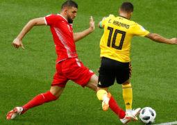 نسور تونس تودع المونديال بهزيمة ثقيلة أمام بلجيكا