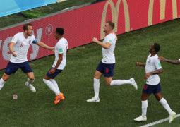 بعد استعراض أمام بنما المنتخب الإنكليزي إلى دور ال 16