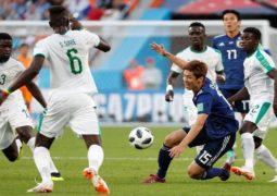 تعادل مثير بين اليابان والسنغال