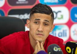 """فيصل فجر نجم المنتخب المغربي :""""البرتغاليون بشر مثلنا"""""""