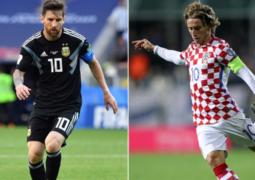 الأرجنتين في مواجهة مصيرية أمام كرواتيا