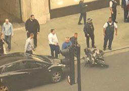 بالفيديو   سطو  في قلب لندن والسرقة بوضح النهار