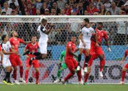 سويسرا تبلغ ثمن نهائي كأس العالم