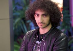 """Malek Rahbani"": I look to a strong presence in my life through acting"