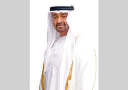 محمد بن زايد يعتمد 50 مليار درهم لدعم أبوظبي تنموياً واقتصادياً