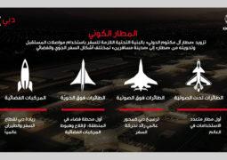 مطار للسفر الفضائي في دبي.. ومقصورات لممارسة الأعمال