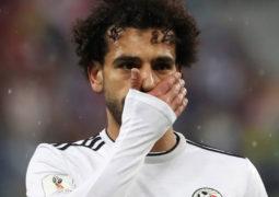 الجمهور المصري يحاصر منزل محمد صلاح بعد عودته من كأس العالم