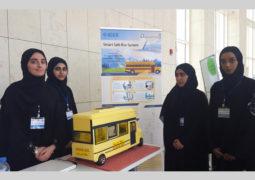 4 طالبات يبتكرن حافلة مدرسية ذكية ضد الحوادث