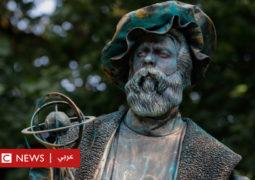 """تماثيل """"حية"""" في بلدة بلجيكية"""