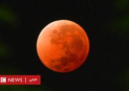ما يجب معرفته عن أطول خسوف للقمر خلال 100 عام