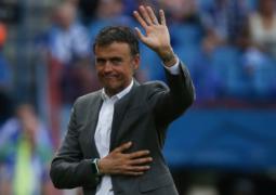 لويس إنريكي مدرباً جديداً لمنتخب إسبانيا
