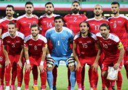 إنجاز تاريخي جديد لكرة القدم السورية